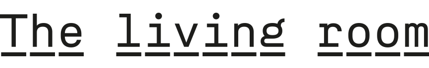 The Living Room Málaga Logo