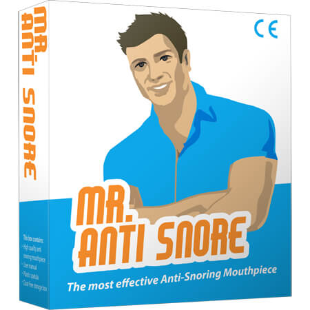 Mr Anti Snore at The Living Room