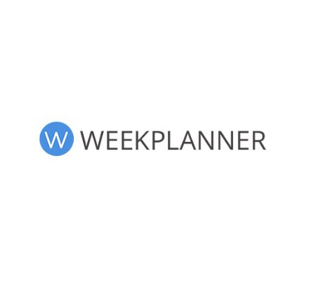 Weekplanner at The Living Room Coworking