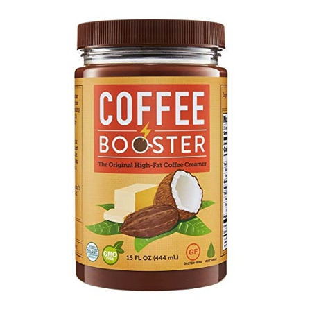 Coffee Booster at The Living Room Coworking