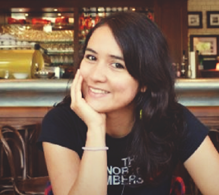 Silvia Figueroa at TLR Coworking
