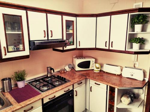 kitchen at your lovely flat
